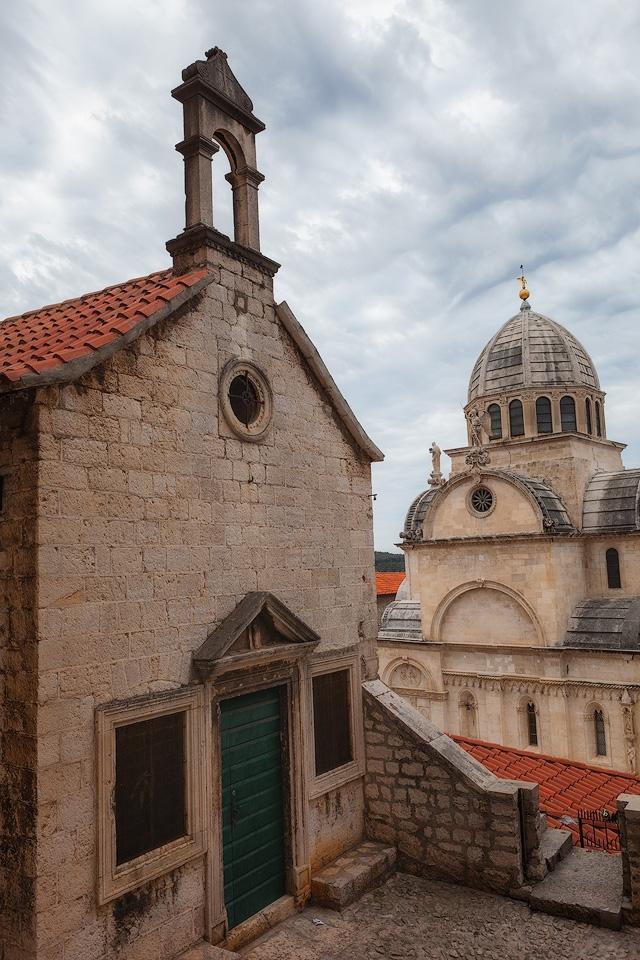 Old Church in Sibenik