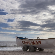 Cape May Row Boat