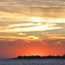 Amazing Cape May Sunset