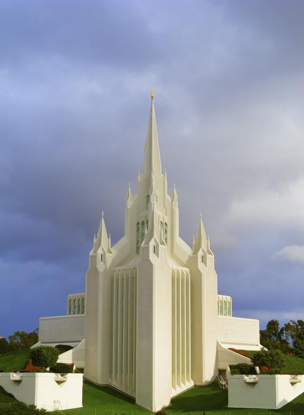 La Jolla Mormon Temple