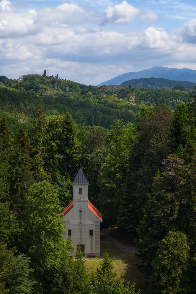 Small Chruch near Trakoscan Castle