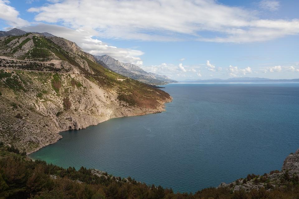 Coast of Croatia