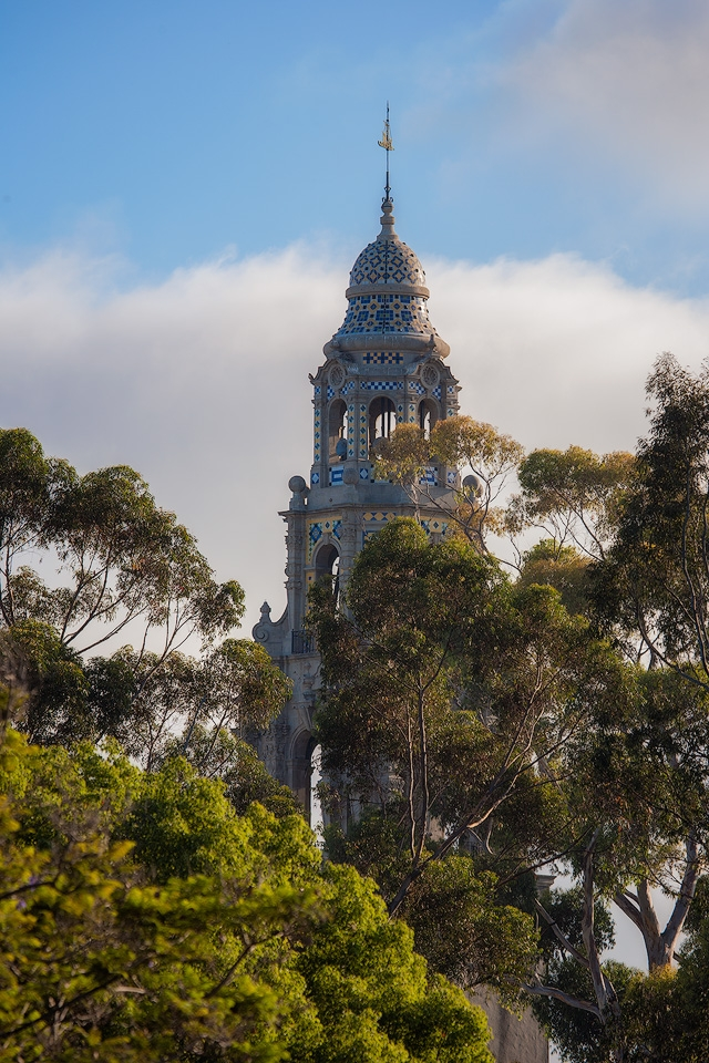 Balboa's California Tower